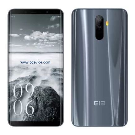 Elephone S9 Smartphone Full Specification