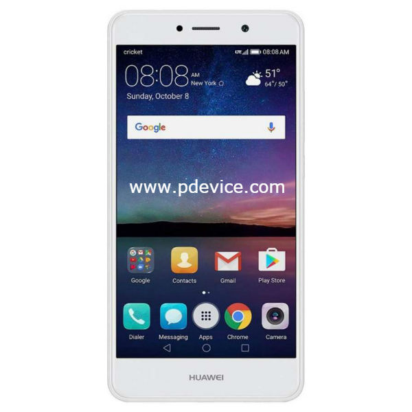 Huawei Elate 4G Smartphone Full Specification