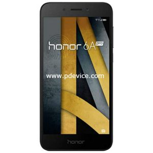 Huawei Honor 6A Pro Smartphone Full Specification