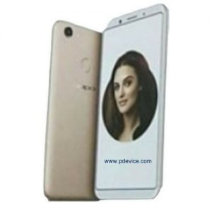 Oppo F5 Youth Smartphone Full Specification