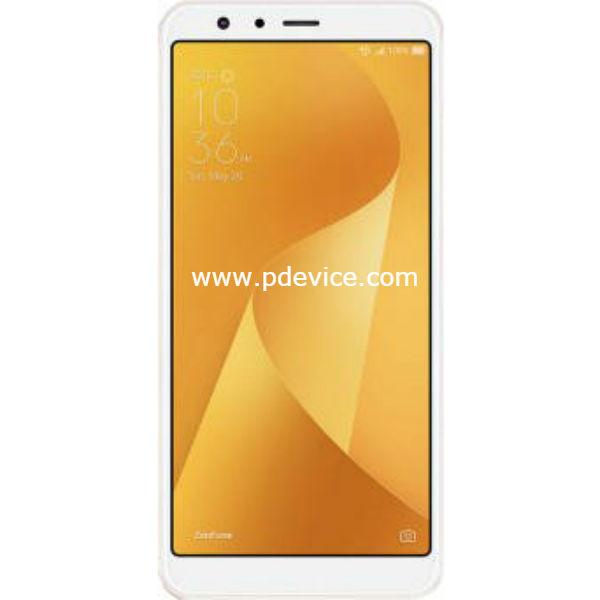 Asus ZenFone Pegasus 4S Max Plus Smartphone Full Specification