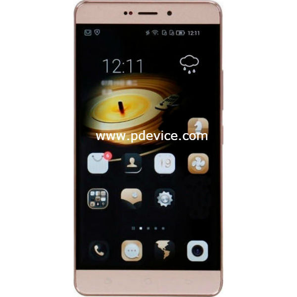 HiSense E76 Infinity Elegance Smartphone Full Specification