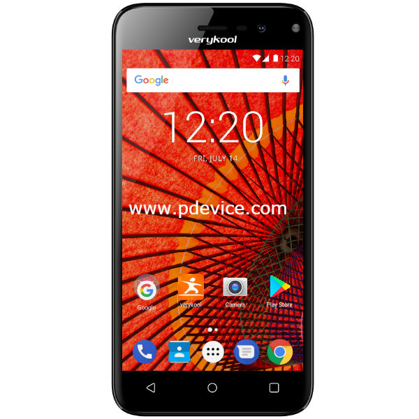 Verykool Bolt Pro II s5029 Smartphone Full Specification