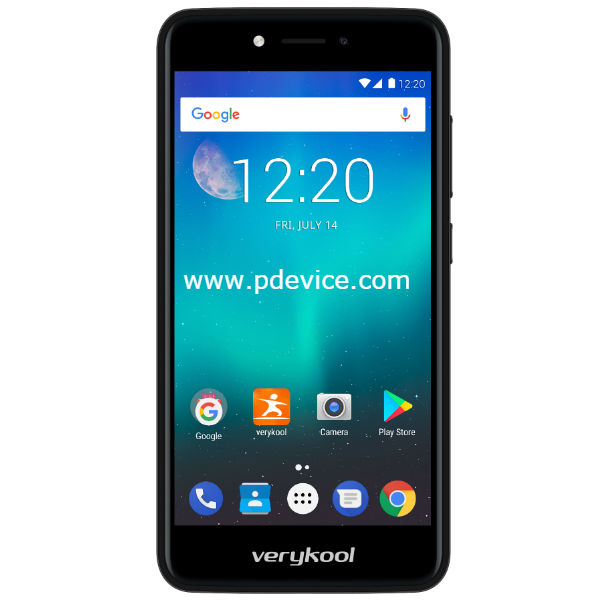 Verykool Orion Pro s5205 Smartphone Full Specification