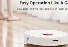 Xiaomi S50 Second Generation Smart Robot Vacuum Cleaner