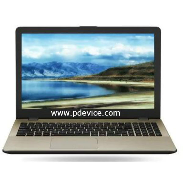 ASUS A580UR8250 Laptop Full Specification
