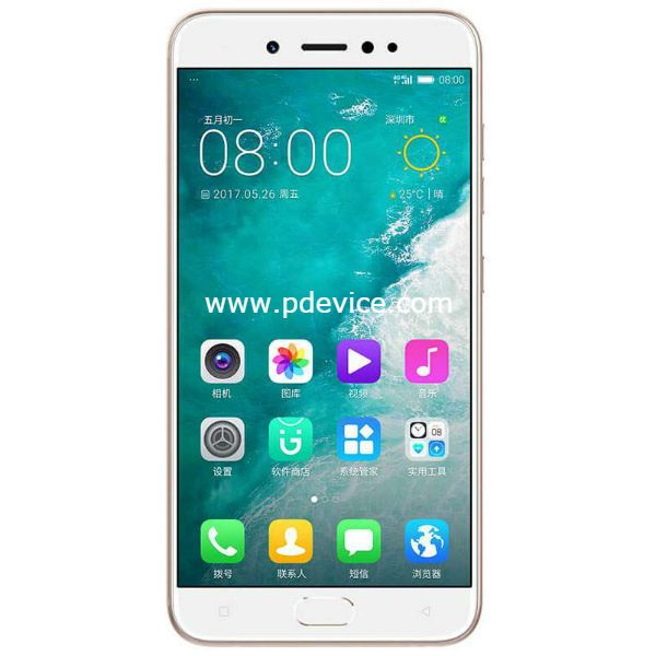 Gionee S10 Lite Smartphone Full Specification