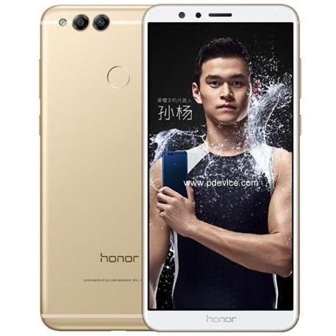 Huawei Honor 7X Smartphone Full Specification