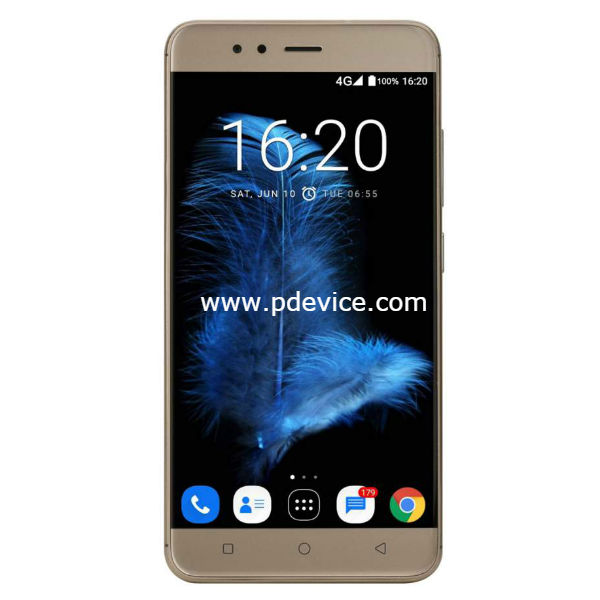 Infocus Turbo 5s Smartphone Full Specification