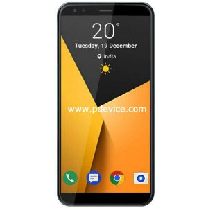 Infocus Vision 3 Smartphone Full Specification
