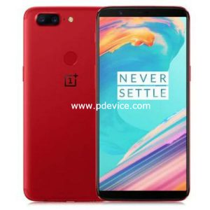 OnePlus 5T International Version Smartphone Full Specification