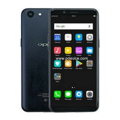 Oppo A83 Smartphone Full Specification