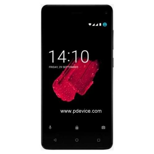 Prestigio Grace P5 Smartphone Full Specification