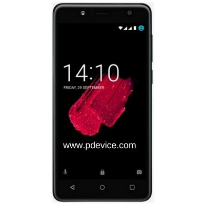 Prestigio Muze B5 Smartphone Full Specification