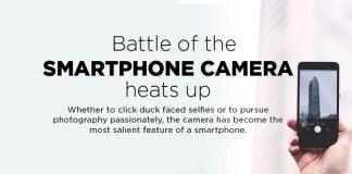 Battle of the Smartphone Camera Heats Up