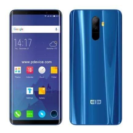 Elephone U Pro Smartphone Full Specification