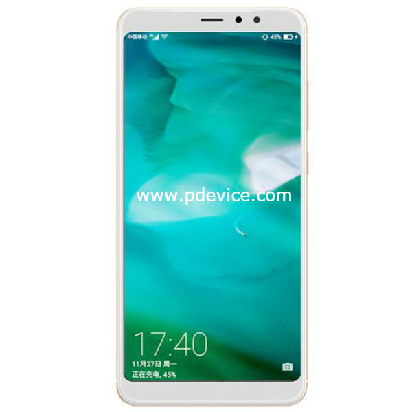 HiSene F26 Smartphone Full Specification
