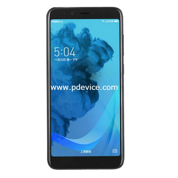 Lenovo K320t Smartphone Full Specification
