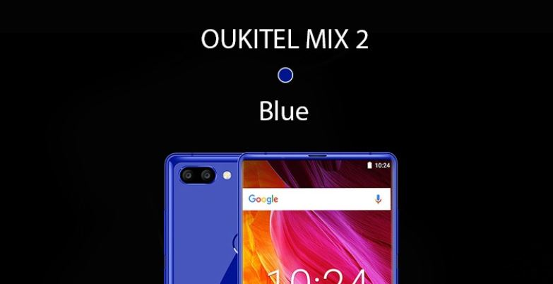 Oukitel Mix 2 Smartphone Review