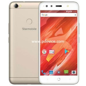 Starmobile Up Selfie Smartphone Full Specification
