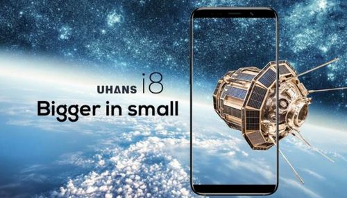 UHANS i8 Dual Rear Camera Phone