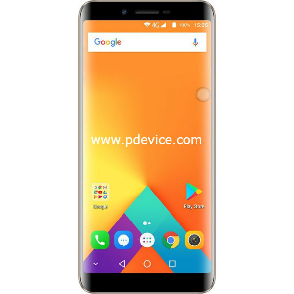 iVooMi i1 Smartphone Full Specification