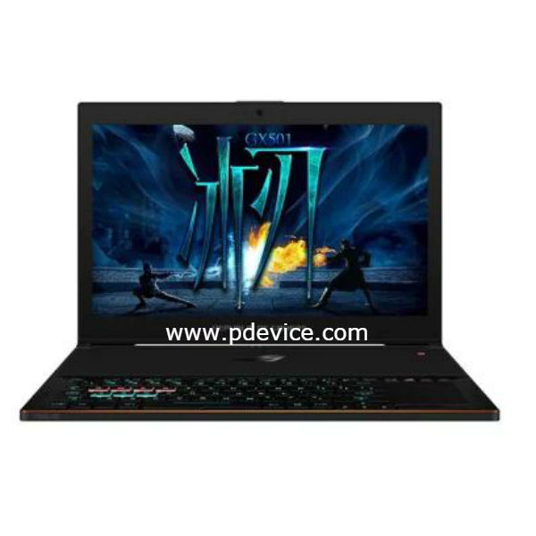 ASUS ROG GX501VIK7700 Gaming Laptop Full Specification