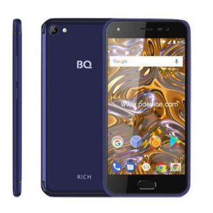 BQ Mobile BQ-5012L Rich Smartphone Full Specification