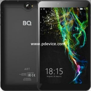 BQ Mobile BQ-8041L Art Tablet Full Specification