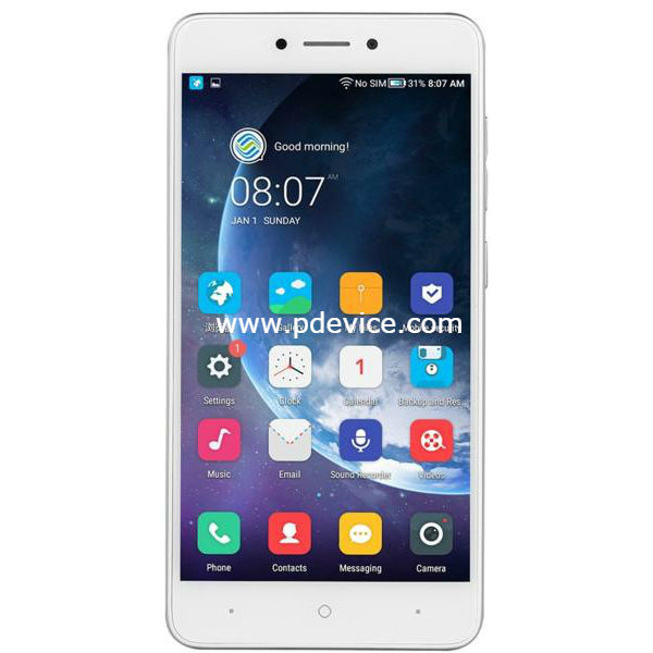 China Mobile A3S Smartphone Full Specification