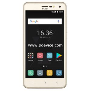 Haier G51 Smartphone Full Specification