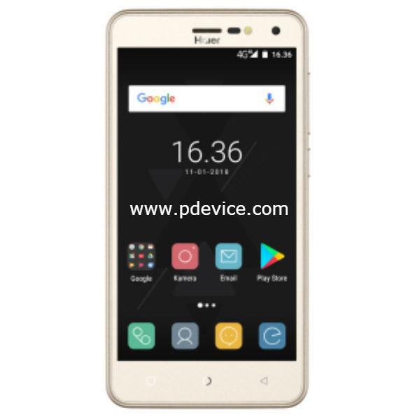 Haier G51 Smartphone Full Specification