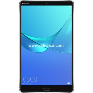 Huawei MediaPad M5 8 Wi-Fi Tablet Full Specification