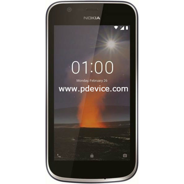 Nokia 1 Smartphone Full Specification