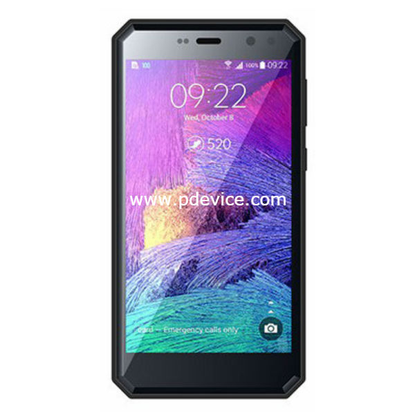 Nomu M6 Smartphone Full Specification