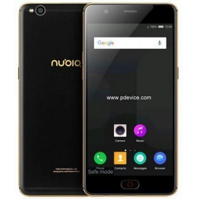 Nubia M2 Lite (NX573J) Smartphone Full Specification