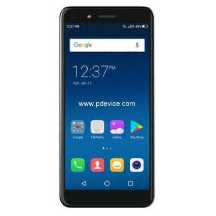 Symphony Roar V78 Smartphone Full Specification