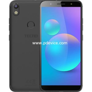 Tecno Camon i Air Smartphone Full Specification
