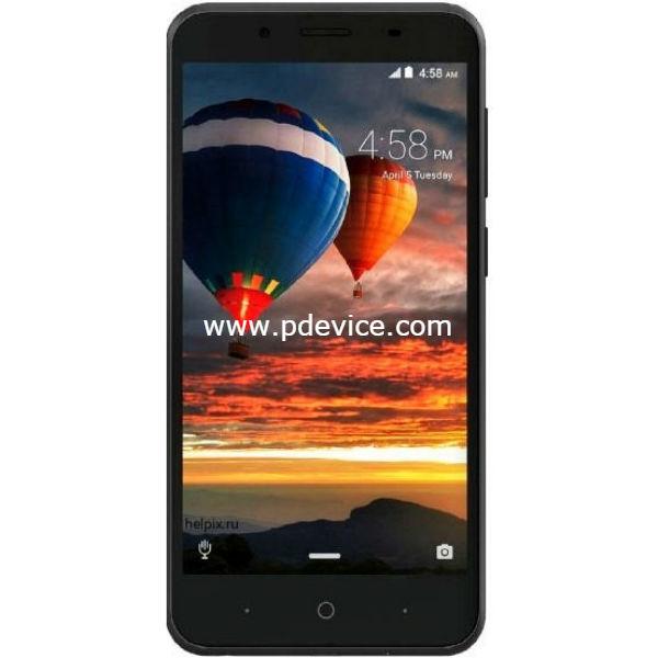 ZTE Tempo Go Smartphone Full Specification