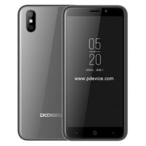 Doogee X50 Smartphone Full Specification