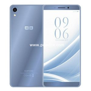 Elephone A4 Smartphone Full Specification