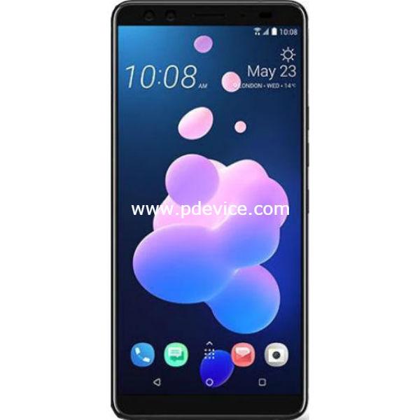 HTC U12+ Smartphone Full Specification