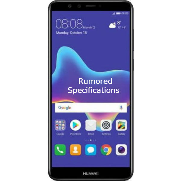 Huawei Y9 (2018) Smartphone Full Specification