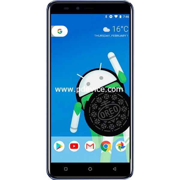 Koolnee Rainbow Smartphone Full Specification