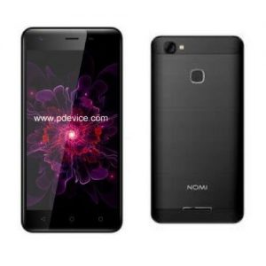 Nomi i5032 Evo X2 Smartphone Full Specification