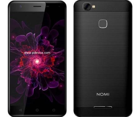 Nomi i5532 Space X2 Smartphone Full Specification