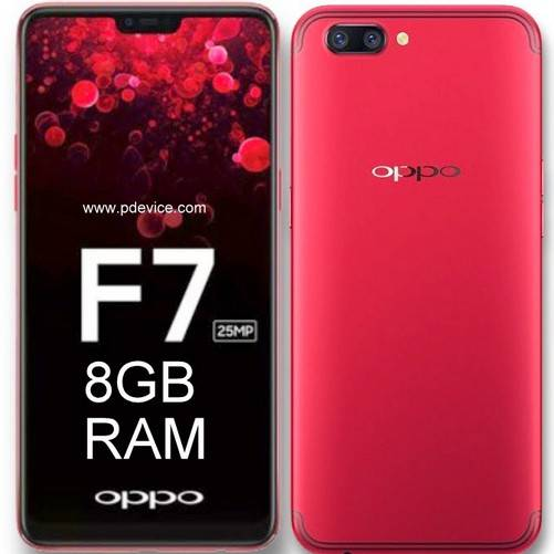 Oppo F7 Smartphone Full Specification