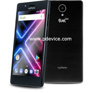 MyPhone Fun LTE Smartphone Full Specification