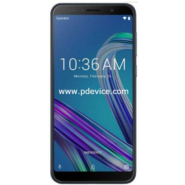 Asus ZenFone Max Pro (M1) Smartphone Full Specification
