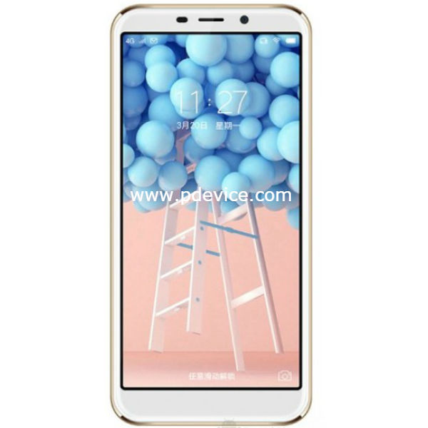 Doov V33 Smartphone Full Specification